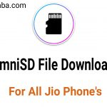 omnisd file download to use tiktok, pubg and free fire on jio phone